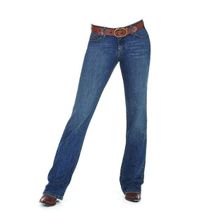 Stylish Outback Clothing Brands Wrangler Womens Ultimate Riding Jean - Q Baby WRQ20TB