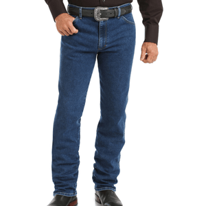 "Stylish Outback Clothing Mens Wrangler Mens Cowboy Cut Original Fit ACTIVE FLEX - 32"" LEG"