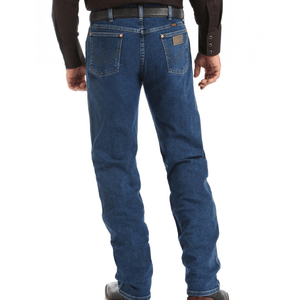 "Stylish Outback Clothing Mens Wrangler Mens Cowboy Cut Original Fit ACTIVE FLEX - 36"" LEG"