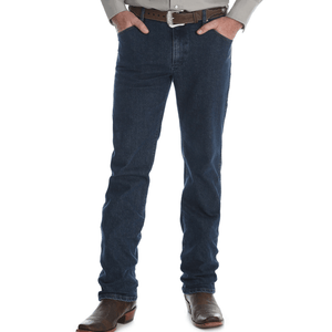 "vendor-unknown Mens 34"" / 29 (allow 2-5 Business days to Shipping) Wrangler Mens PREMIUM PERFORMANCE Cowboy Cut Reg Fit STRETCH Jean - 47MAVMR34"