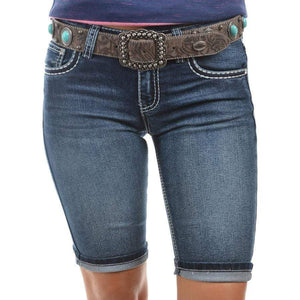 Stylish Outback Clothing Womens Pure Western Womens Lana Denim Shorts
