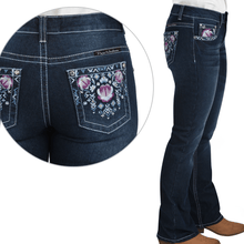Stylish Outback Clothing Womens Pure Western Womens Leah Bootcut Jeans-32