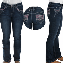 Stylish Outback Clothing Womens Pure Western Womens Shawna Bootcut Jeans-32