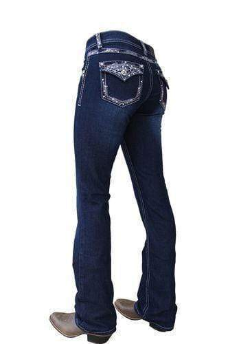 Stylish Outback Clothing Womens Pure Western Womens Taylor Bootcut Jeans