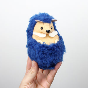"Little Blue ""Sonic"" Hedgehog"