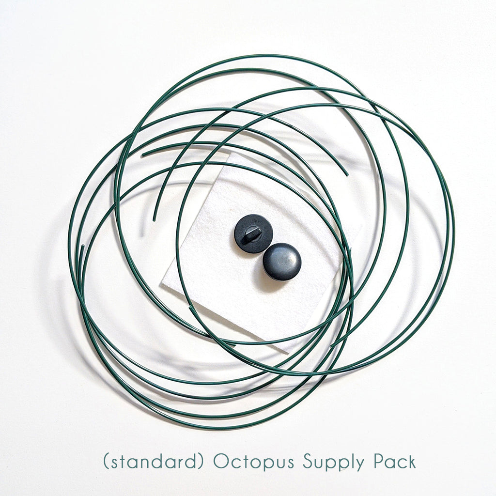 Octopus Accessory Supply Packs - for Printed and PDF Patterns