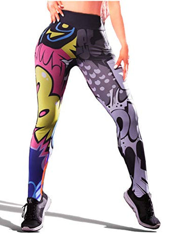 The Cartoon Leggings
