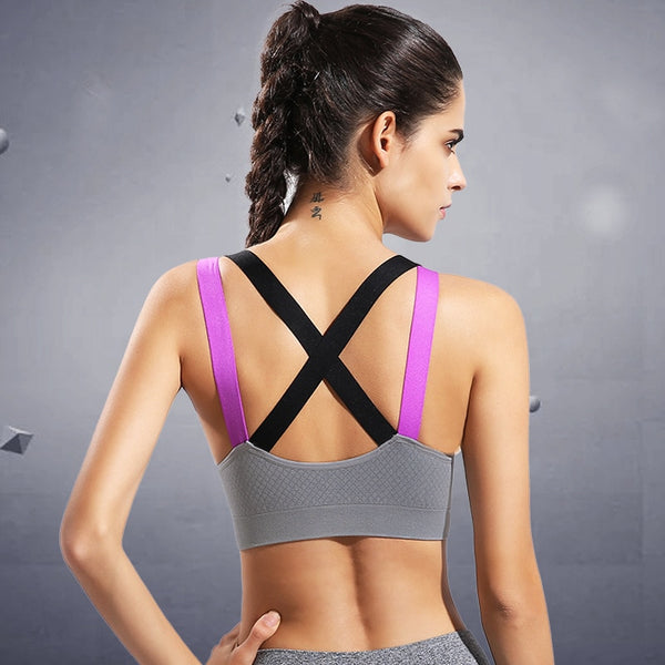 The Janette Sports Bra