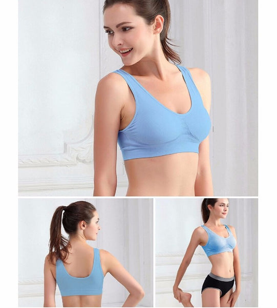 The Autumn Sports Bra