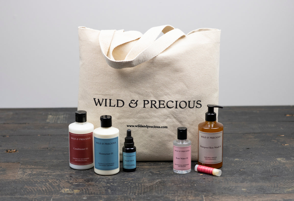 Introducing the Wild & Precious Tote Bag