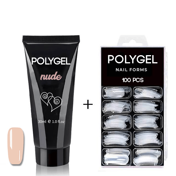 PolyGel® Nail Kit [50% Off Today Only!]