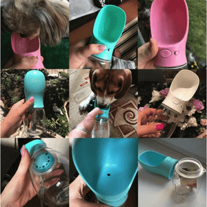 Ultimate Dog Water Bottle