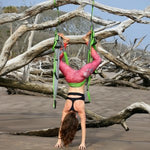 Aerial Yoga Swing System [40% Off Plus FREE Shipping - 24 Hours Only!]