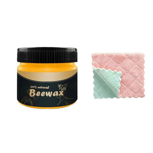 100% Natural Organic Wood Restore BeesWax