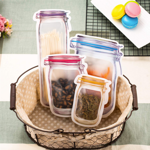 Reusable Jar Snack Bags [60% Off - 48 Hours Only!]