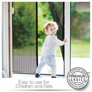 BugzOut® Magnetic Insect Screen