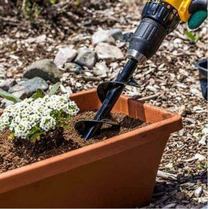 Garden Spiral Drill Planter [Spring Sale - Over 50% Off]