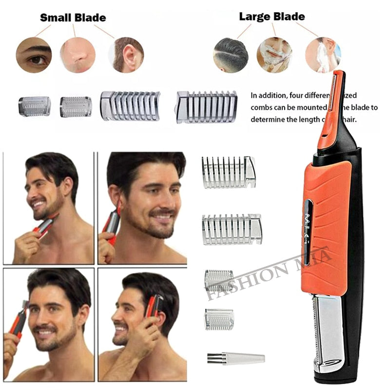 All-In-1 Complete Hair Trimmer - [ 50% Off - 48 Hours Only! ]