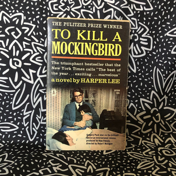 To Kill A Mockingbird By Harper Lee Paperback Book