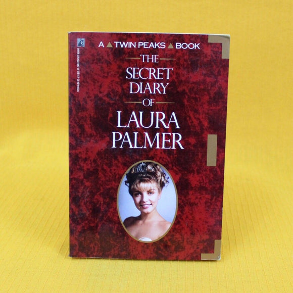 Diary Of Laura Palmer Twin Peaks Book