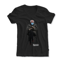 Chairman Sanders Women's Tee - Black