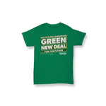 Green New Deal Tee Shirt