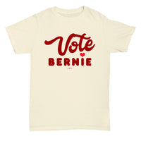 """Vote Bernie Heart"" Women's Tee by Charlotte Ronson"