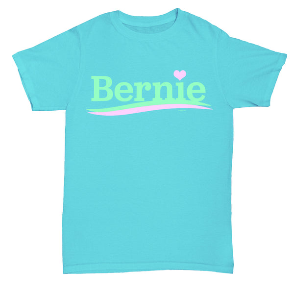 """Bernie Has A Heart"" Women's Tee by Charlotte Ronson"