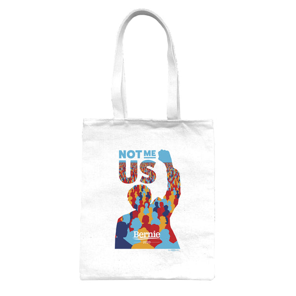 Not me. Us. Tote Bag
