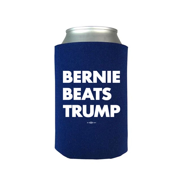 Bernie Beats Trump Beverage Holder