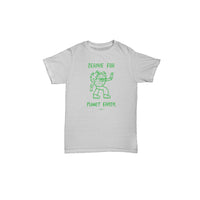 """Bernie For Planet Earth"" Unisex Youth Tee by Ellen Voorheis"