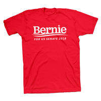 Bernie Sanders for US Senate 2018 Tee