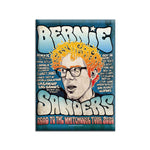 """Road To The Whitehouse"" Fridge Magnet by Juan Spearman"