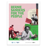 """Bernie Sanders For The People"" Poster by Jason Cryer"