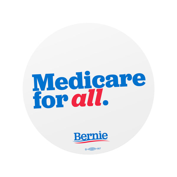 Medicare for All Car Magnet