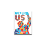 Not me. Us. Sticker