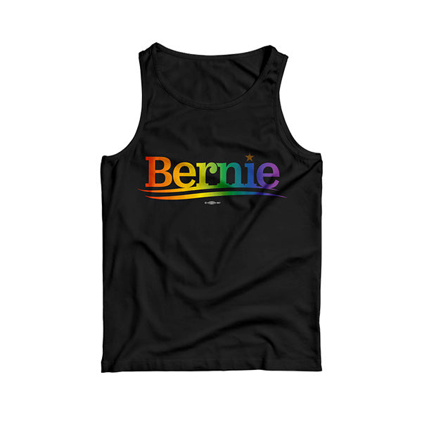 Pride - Tank Top Full Logo Black