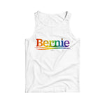 Pride - White Full Color Logo Tank Top