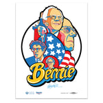 """Bernie!"" Poster by Jeremy Wheeler - 2020"