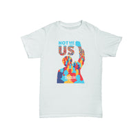 Not me. Us. Youth Tee