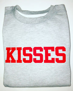 KISSES SWEATSHIRT