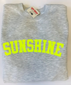 Sunshine Sweatshirt