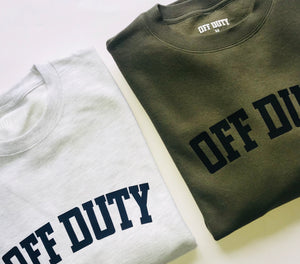 MEN'S OFF DUTY SWEATSHIRT