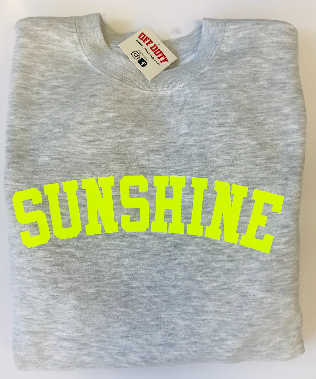 Men's Sunshine Sweatshirt