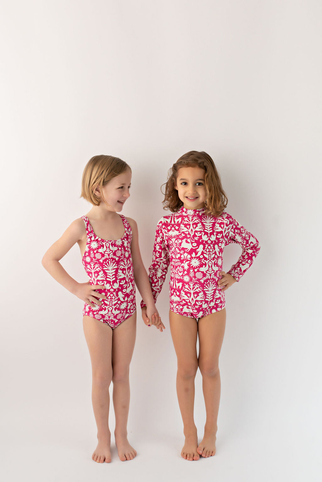 Riley One Piece // Pink Otomi