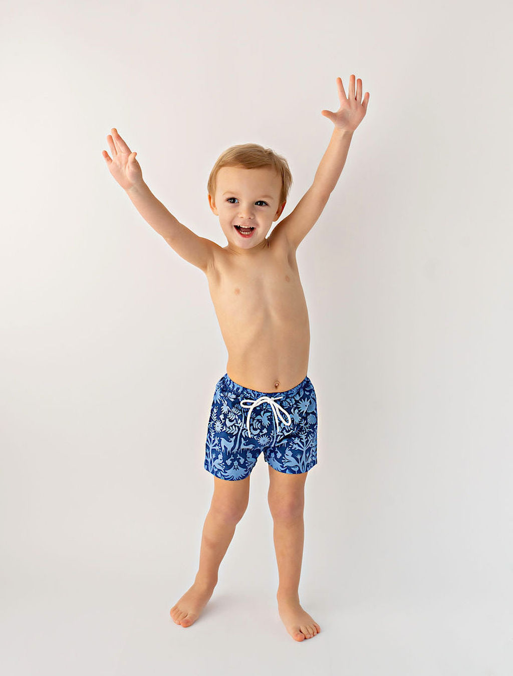Cole Boardies // Blue Otomi