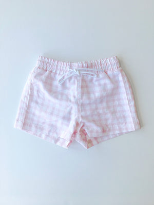 Cole Boardies // Linen Check