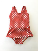 Nellie One Piece // Garnet Dot