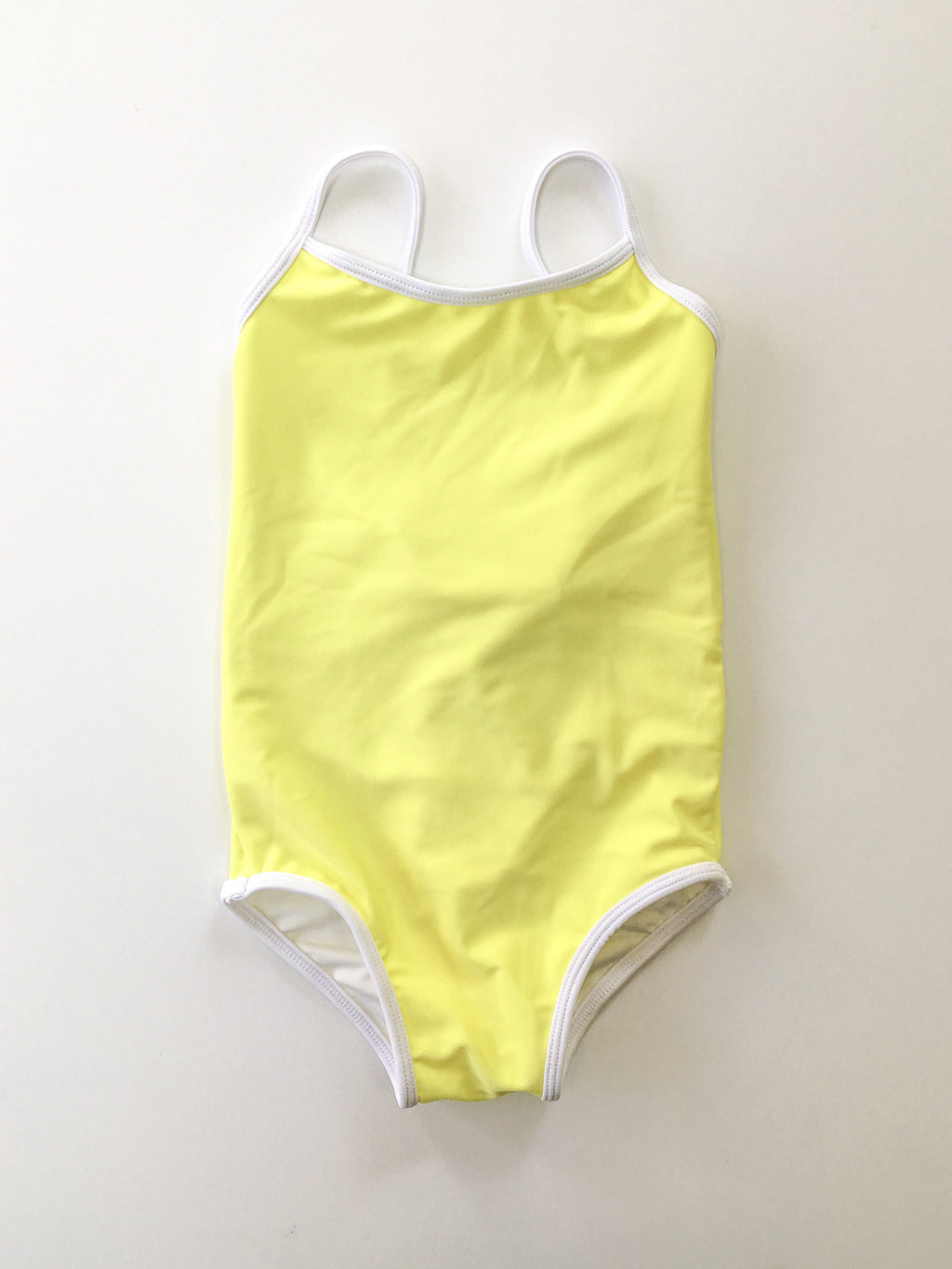 Nell One Piece // Citron