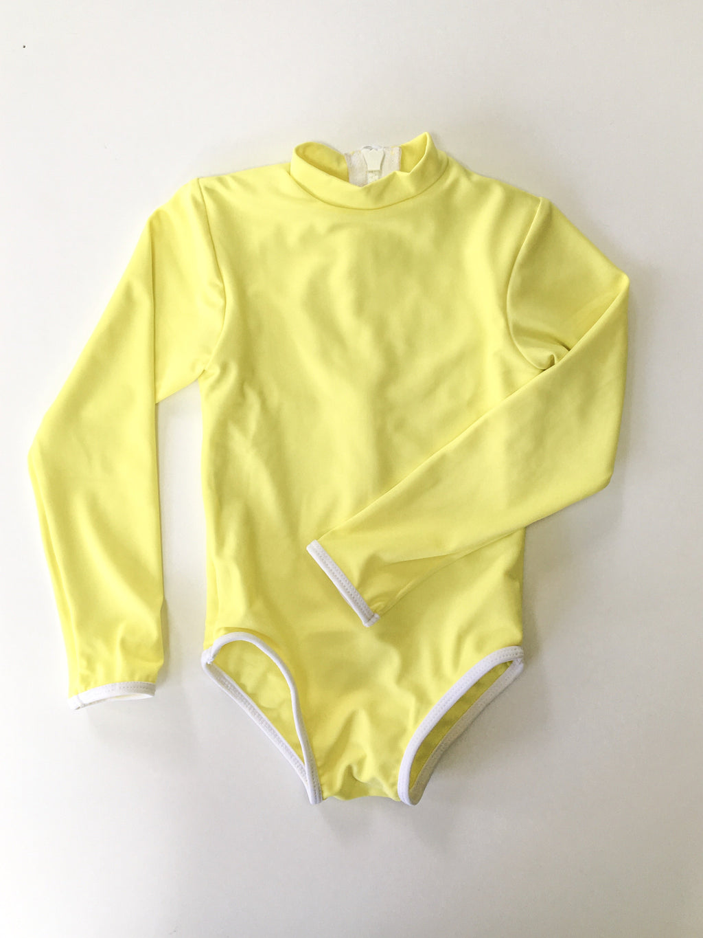 Riley One Piece // Citron